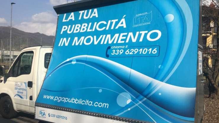 Camion Vela – Vele Pubblicitarie